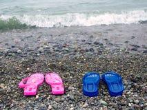 θάλασσα δύο Στοκ φωτογραφία με δικαίωμα ελεύθερης χρήσης