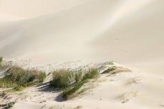 θάλασσα 2 αμμόλοφων Στοκ φωτογραφίες με δικαίωμα ελεύθερης χρήσης