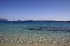 θάλασσα 2 Σαρδηνία Στοκ Φωτογραφία