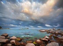Θάλασσα 5 της Ιαπωνίας Στοκ Φωτογραφίες