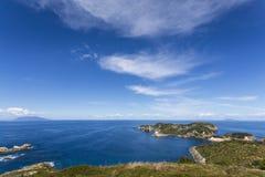 Θάλασσα Cloudscape Στοκ Εικόνες