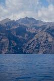 Θάλασσα EL-Teide Στοκ εικόνα με δικαίωμα ελεύθερης χρήσης