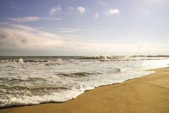 Θάλασσα idyll - ημέρα Στοκ εικόνες με δικαίωμα ελεύθερης χρήσης