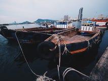 Θάλασσα scape στην Ταϊλάνδη στοκ εικόνες