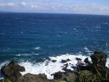 Θάλασσα Taiwain της Κίνας στοκ φωτογραφία με δικαίωμα ελεύθερης χρήσης