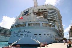θάλασσες γοητείας Στοκ φωτογραφία με δικαίωμα ελεύθερης χρήσης