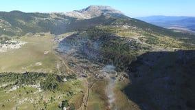 Θάμνοι που καίνε στο βουνό Dinara φιλμ μικρού μήκους