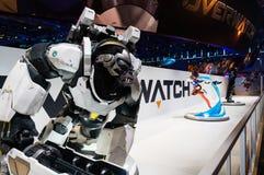 Θάλαμος Overwatch Στοκ εικόνες με δικαίωμα ελεύθερης χρήσης