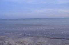 θάλασσα †‹â€ ‹της ηρεμίας †‹â€ ‹ Στοκ εικόνες με δικαίωμα ελεύθερης χρήσης