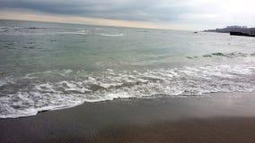 θάλασσα †‹â€ ‹το χειμώνα Στοκ Εικόνες