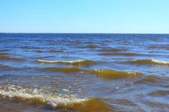 Θάλασσα МР¾ Ñ€ÐΜ Στοκ φωτογραφίες με δικαίωμα ελεύθερης χρήσης