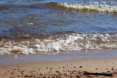 Θάλασσα МР¾ Ñ€ÐΜ Στοκ εικόνα με δικαίωμα ελεύθερης χρήσης