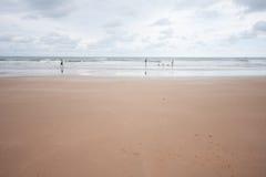 θάλασσα άμμου Στοκ Φωτογραφία
