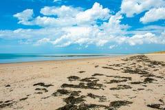 Θάλασσα ένας ουρανός Στοκ Εικόνα