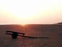θάλασσα αποβαθρών μονοπατιών παραλιών Στοκ Εικόνες