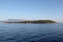 Θάλασσα, βουνά Στοκ φωτογραφίες με δικαίωμα ελεύθερης χρήσης