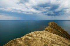 θάλασσα βράχων Στοκ φωτογραφία με δικαίωμα ελεύθερης χρήσης