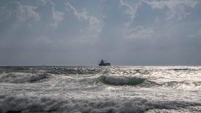θάλασσα θυελλώδης φιλμ μικρού μήκους