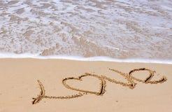 Θάλασσα και άμμος στοκ φωτογραφία με δικαίωμα ελεύθερης χρήσης