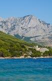 Θάλασσα και βουνό στοκ φωτογραφίες με δικαίωμα ελεύθερης χρήσης