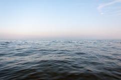 Θάλασσα και ουρανός Στοκ Εικόνα