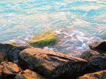 Θάλασσα και πέτρες Στοκ Φωτογραφίες