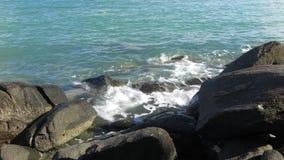 Θάλασσα κυμάτων Στοκ εικόνες με δικαίωμα ελεύθερης χρήσης