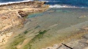 Θάλασσα Μάλτα Στοκ Φωτογραφίες