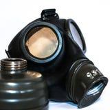 θάλασσα μασκών ατόμων αερίου Στοκ Εικόνες