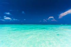 Θάλασσα & ουρανός Στοκ εικόνα με δικαίωμα ελεύθερης χρήσης