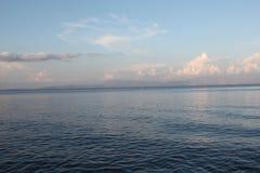 Θάλασσα, ουρανός Στοκ Φωτογραφία