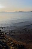 Θάλασσα & ουρανός Στοκ φωτογραφία με δικαίωμα ελεύθερης χρήσης