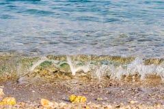 θάλασσα παραλιών τροπική Στοκ φωτογραφίες με δικαίωμα ελεύθερης χρήσης
