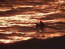 Θάλασσα σιδήρου Στοκ Φωτογραφίες