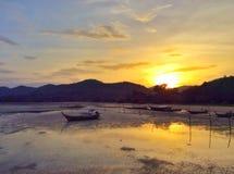 Θάλασσα στην Ταϊλάνδη, Koh yai Yao Στοκ εικόνα με δικαίωμα ελεύθερης χρήσης