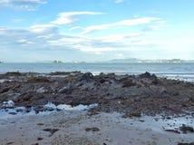 Θάλασσα στην Ταϊλάνδη, Koh yai Yao Στοκ Εικόνες