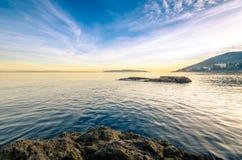 θάλασσα σύννεφων στοκ εικόνες με δικαίωμα ελεύθερης χρήσης