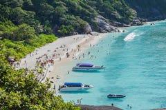 Θάλασσα Ταϊλάνδη Στοκ φωτογραφίες με δικαίωμα ελεύθερης χρήσης