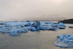 Θάλασσα της Ισλανδίας Στοκ Φωτογραφίες