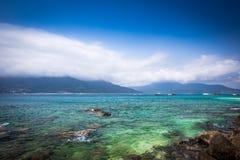 Θάλασσα της Νότιας Κίνας Στοκ Εικόνες