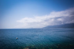 Θάλασσα της Νότιας Κίνας Στοκ εικόνα με δικαίωμα ελεύθερης χρήσης