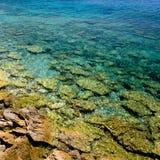 θάλασσα της Σαρδηνίας Στοκ Εικόνα