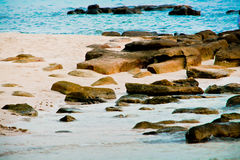 Θάλασσα της Ταϊλάνδης kohkood Στοκ εικόνα με δικαίωμα ελεύθερης χρήσης