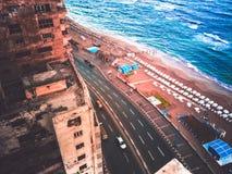 Θάλασσα του Alex Στοκ εικόνα με δικαίωμα ελεύθερης χρήσης