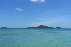 Θάλασσα του phuket Στοκ Φωτογραφίες