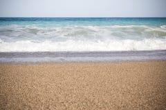 θάλασσα τροπική Στοκ εικόνες με δικαίωμα ελεύθερης χρήσης