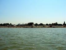 Θάλασσα Azov Στοκ Εικόνες