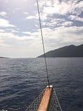 Θάλασσα Bodrum στοκ φωτογραφία