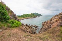 Θάλασσα Chantaburi στοκ εικόνες με δικαίωμα ελεύθερης χρήσης
