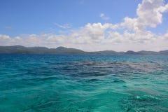 Θάλασσα Fijian Στοκ Φωτογραφία